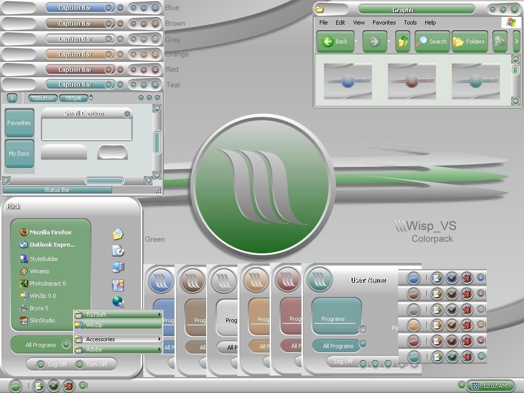 Wisp_VS by navigatsio