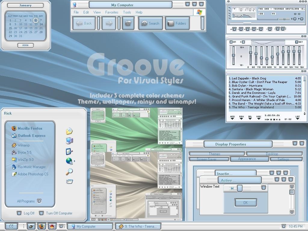 Groove_VS by navigatsio