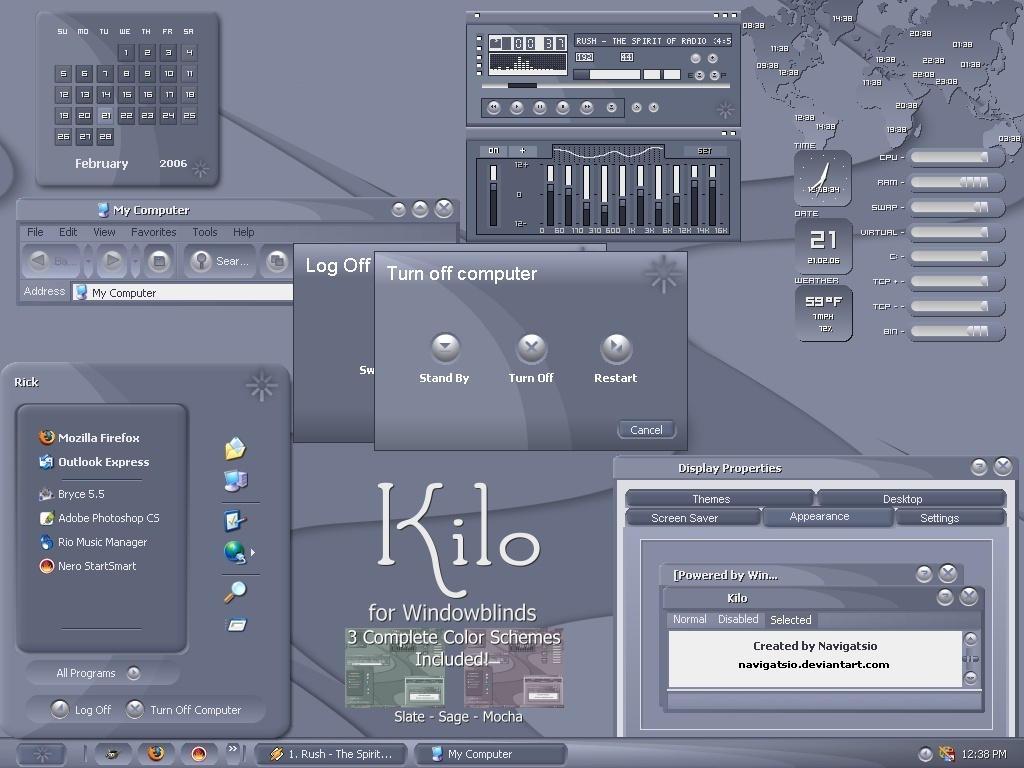 Kilo_WB by navigatsio