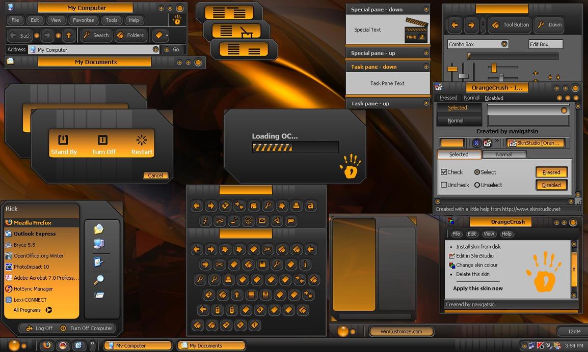 OrangeCrush_WB by navigatsio