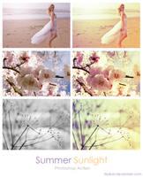 Summer Sunlight ATN by lilydust