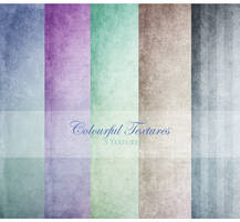Colourful Textures by lilydust