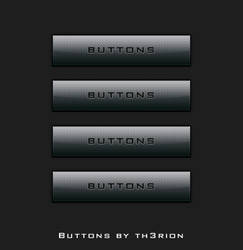 Carbon Buttons by th3rion