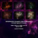 Apophysis fracta for nebulae 2