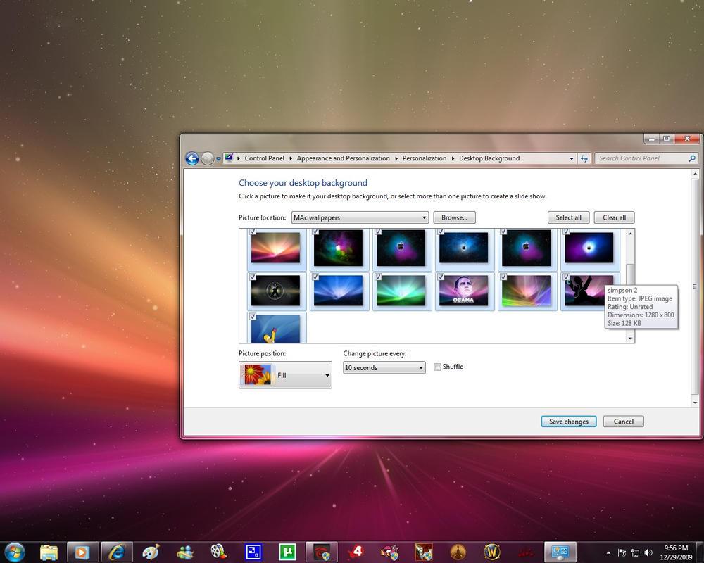 Mac Theme For Windows 8 - I Love Free Software