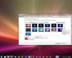 Windows 7 Themes: Apple