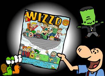 Wizzo Issue 4 PREVIEW by WizzJet