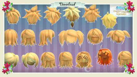 Hair pack 02