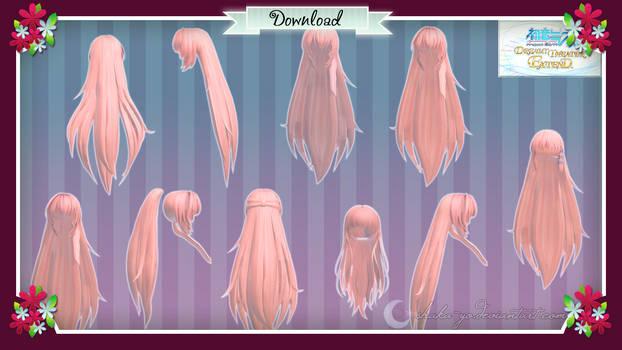 Hair pack 04