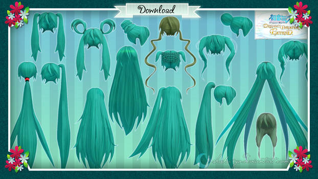 Hair pack 06