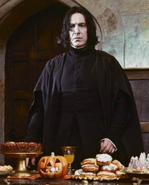 Snape x Reader: Pumpkin Pasties by Tarnisis on DeviantArt