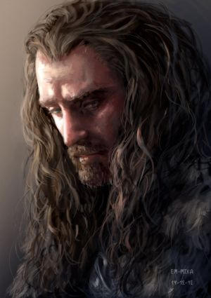 Thorin x Reader: Madame Burglar {Pt 2} by Tarnisis on DeviantArt