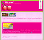 Cherry css journal