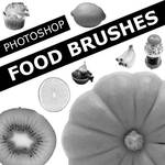 Photoshop Food Brushes :D
