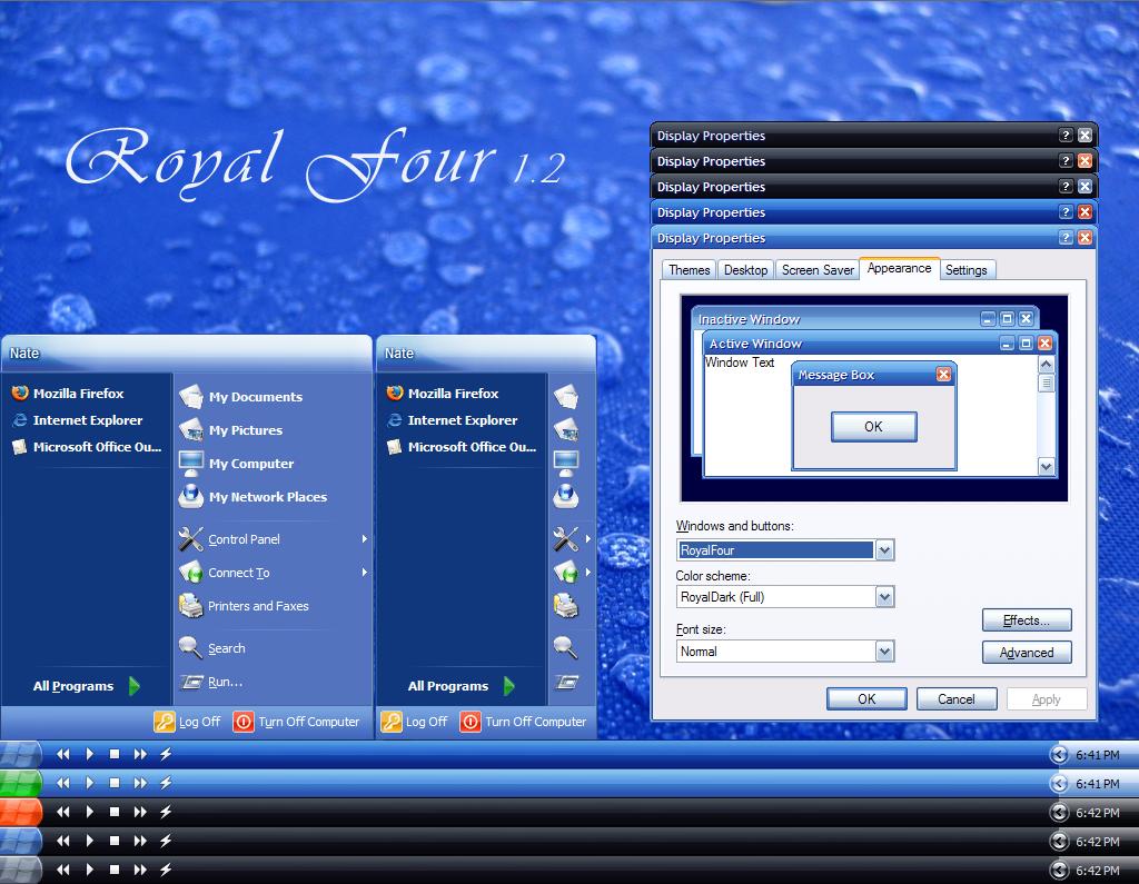 RoyalFour 1.2 by TestyAmoeba
