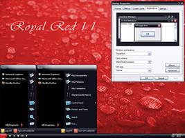 Royal Red 1.1 by TestyAmoeba