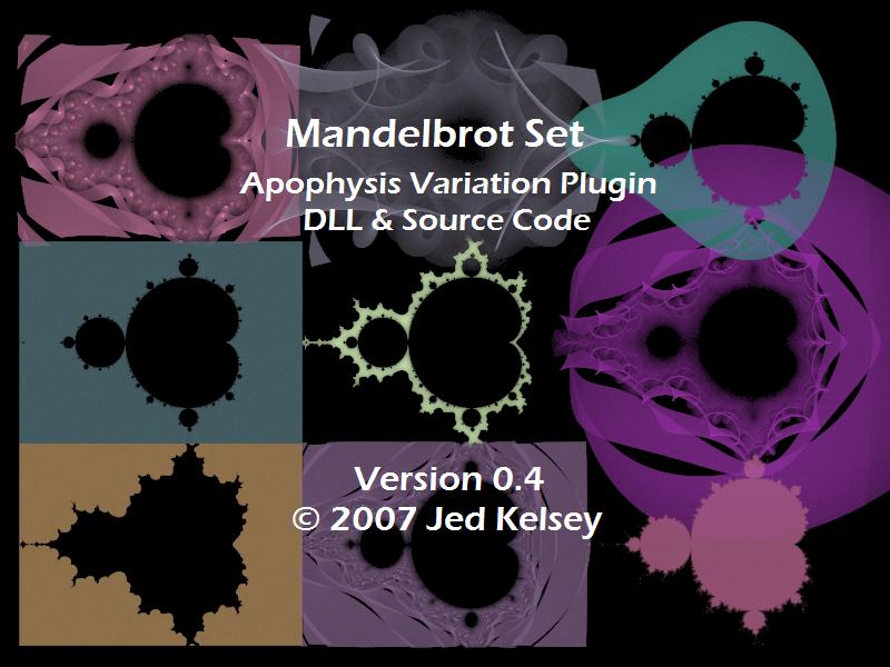 Mandelbrot Set Apo Plugin by Lu-Kout