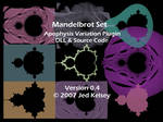 Mandelbrot Set Apo Plugin