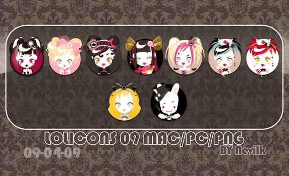 Lolita icons