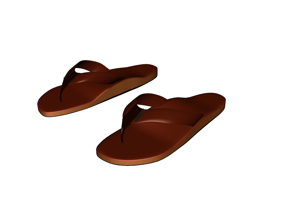Rainbow Sandals for Aiko3 and Aiko3 LE