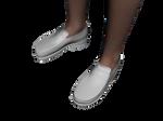 Loafers for Genesis 2 Female - DAZ Studio