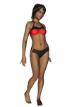 Amy AiMei for Genesis 3 Female