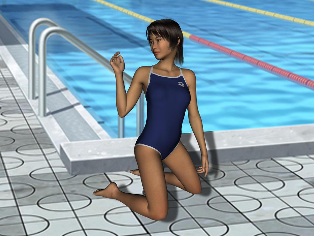 Swimsuit for Genesis 3 Female - Daz 3D Forums