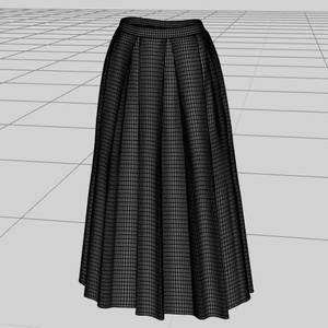 Long Skirt for AmariJun's Sailor-Uniform for G2F