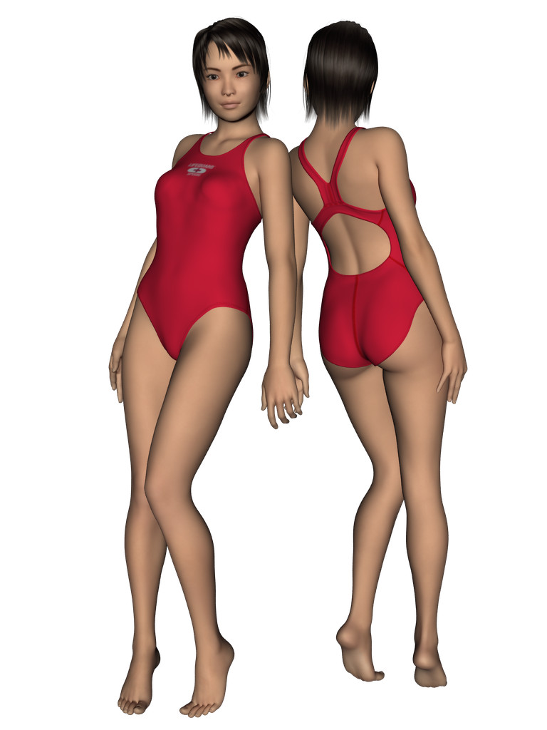 lifeguard swimsuit for genesis 3 female by amyaimei on free online sport logo maker free sports logo design