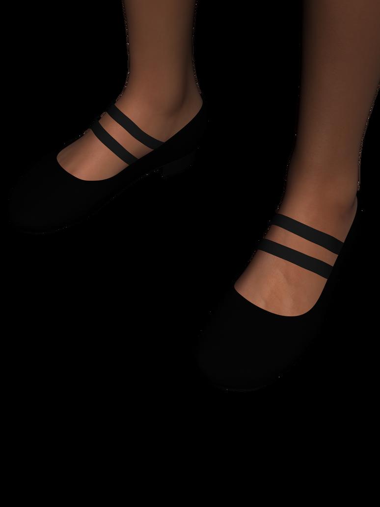 Flat Mary Jane Shoes Ebay