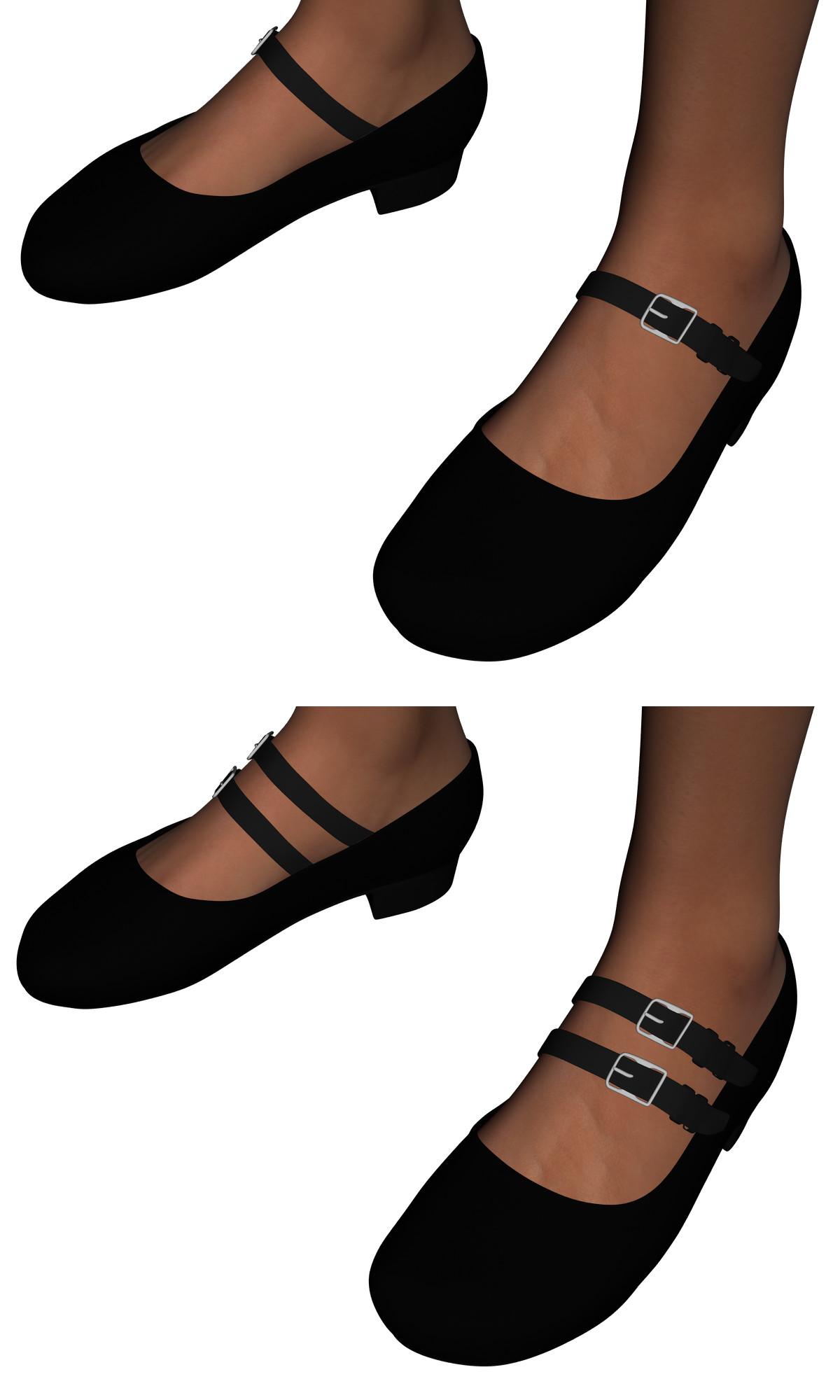 Female Flat Shoes On Konga