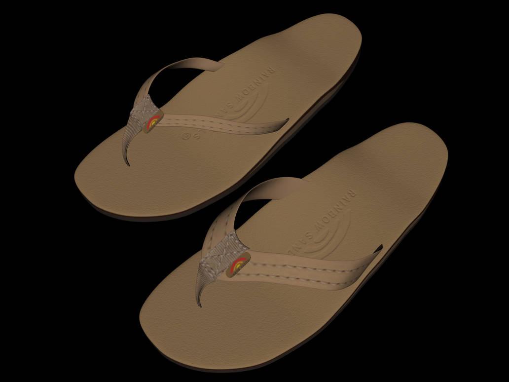 2c1662f45 Rainbow Sandals for Genesis 8 Female by amyaimei on DeviantArt