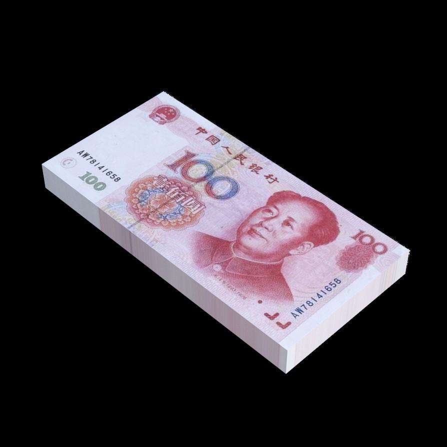 Money Add-on RMB 100 Yuan - DAZ Studio by amyaimei