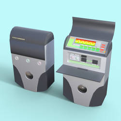 Star Trek Into Darkness Tricorder - DAZ Studio
