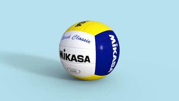 Beach Volleyball for DAZ Studio