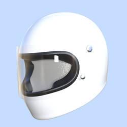 Motorsport Helmet for Genesis 8.1 Female by amyaimei