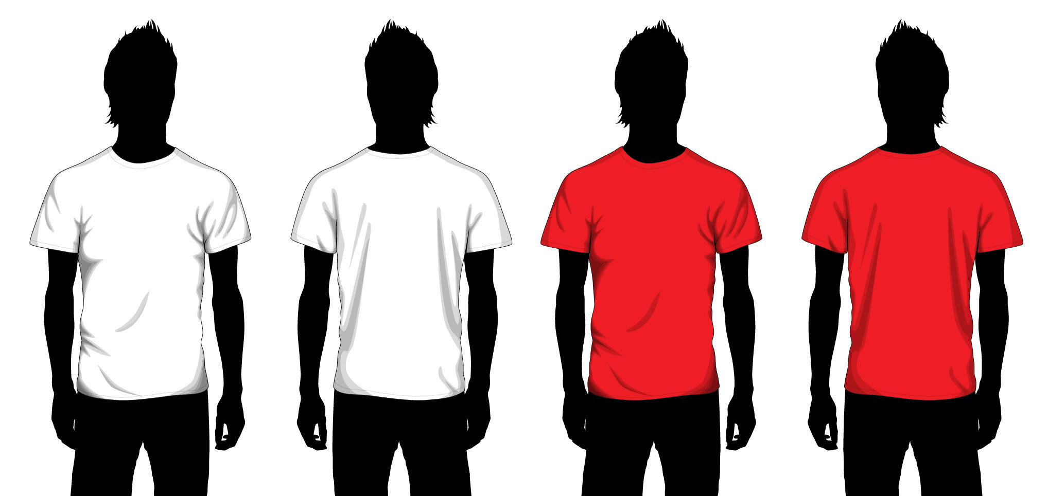 Vector t shirt template by jovdaripper on deviantart boy t shirt template by muraviedo pronofoot35fo Gallery