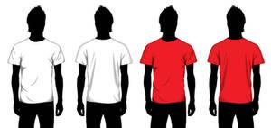 boy t-shirt template