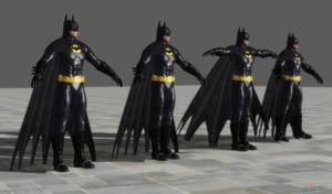 Batman Knight (Tim Burton Ver)