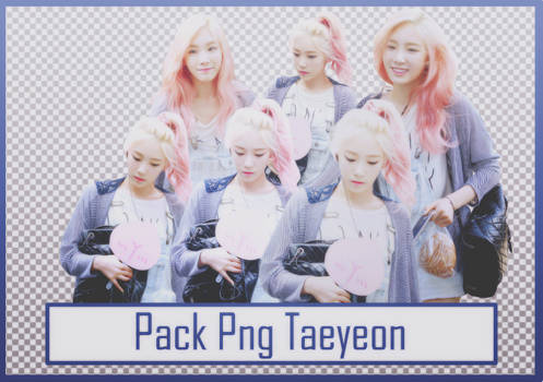 Pack Png Taeyeon #36