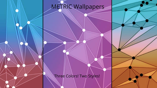 METRIC Wallpapers