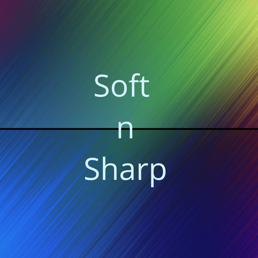 Soft n Sharp Wallpapers