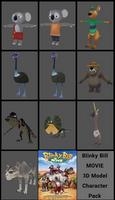 3D Blinky Bill