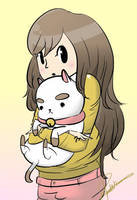 .:Bee And Puppycat:. by Tuxedough