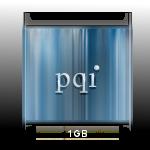 PQi micro pendrive icon by snakeartworx