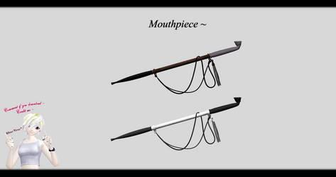 [MMD] Mouthpiece DL ~