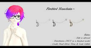 [MMD] Firebird Nosechain DL ~ by o-DSV-o