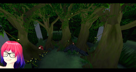 [MMD] Enchanted Forest DL ~