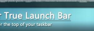 Stripe for True Launch Bar