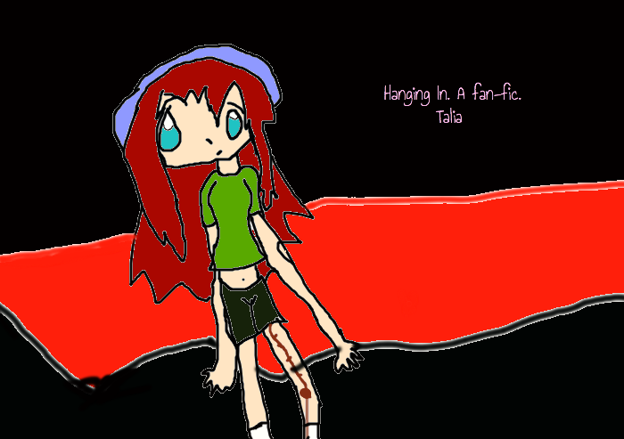 Hanging In (Fan-fic) p...